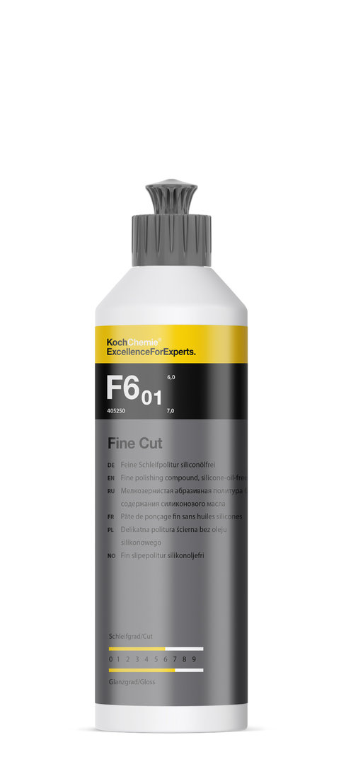Koch Chemie F6.01 Fine Cut (Medium) 0,25L